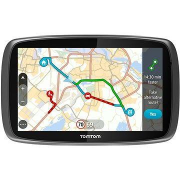 TomTom GO 5100 World, LIFETIME mapy (1FL5.002.57) + ZDARMA Digitální předplatné Exkluziv - SK - Roční předplatné
