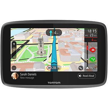 TomTom GO 6200 World LIFETIME mapy (1PL6.002.01)
