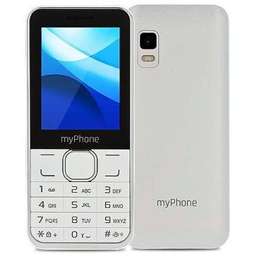 MyPhone Classic bílý (TELMYCLASSICWH)
