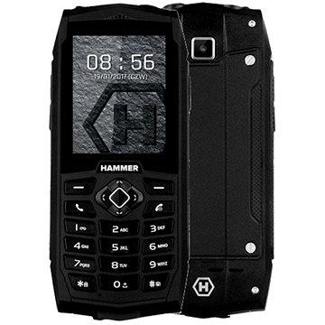 MyPhone HAMMER 3 černý
