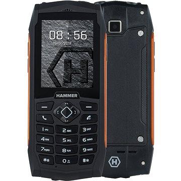 MyPhone HAMMER 3 oranžový