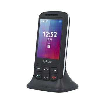 myPhone Halo S černý (TELMYSHALOSBK)