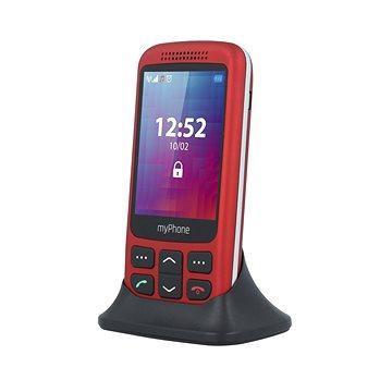 myPhone Halo S červený (TELMYSHALOSRE)