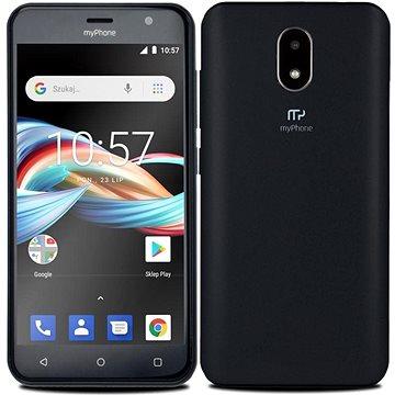 myPhone FUN 6 LITE černá (TELMYAFUN6LBK)