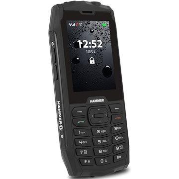 myPhone Hammer 4 černá (TELMYHHA4BK)