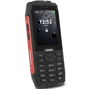 myPhone Hammer 4 červená (TELMYHHA4RE)