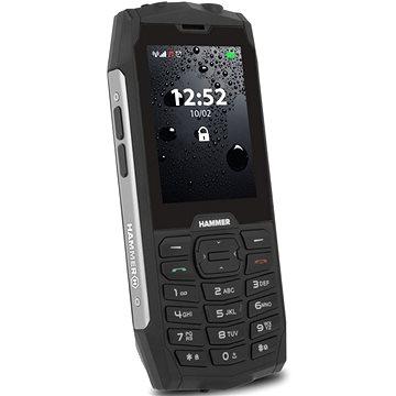 myPhone Hammer 4 stříbrná (TELMYHHA4SI)
