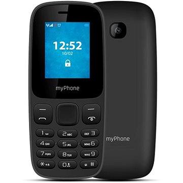 myPhone 3330 černý (TELMY3330BK)