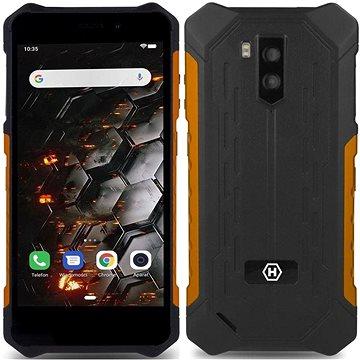 MyPhone Hammer Iron 3 3G oranžový (TELMYAHIRON3GOR)