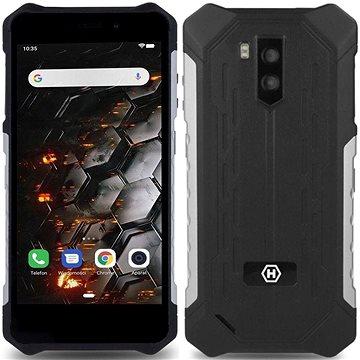 MyPhone Hammer Iron 3 3G stříbrný (TELMYAHIRON3GSI)