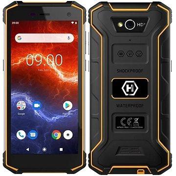 MyPhone Hammer Energy 2 LTE oranžová (TELMYAHENER2LOR)