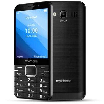 MyPhone Up černá (TELEFON myPhone Up)