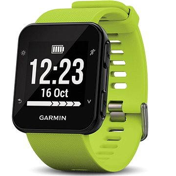 Chytré hodinky Garmin Forerunner 35 Optic Green (010-01689-11)