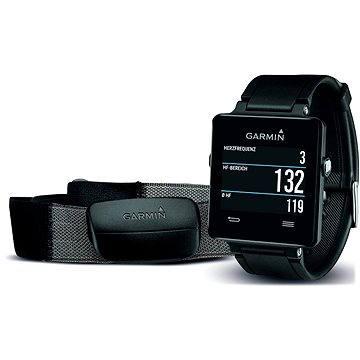 Sporttester Garmin vívoactive Black HR Premium (010-01297-10)