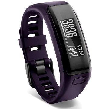 Fitness náramek Garmin vivosmart Optic Purple (velikost L) (010-01955-13) + ZDARMA Digitální předplatné Běhej.com časopisy - Aktuální vydání od ALZY