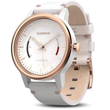 Chytré hodinky Garmin vivomove Classic White (010-01597-11)