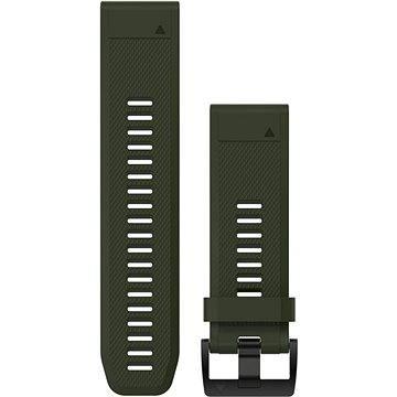 Garmin QuickFit 26 silikonový zelený (010-12517-03)