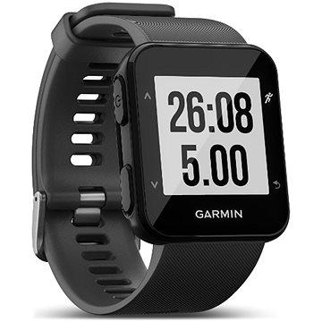 Chytré hodinky Garmin Forerunner 30 Gray Optic (010-01930-03) + ZDARMA Proteinová tyčinka MAXSPORT Protein vanilka 60g