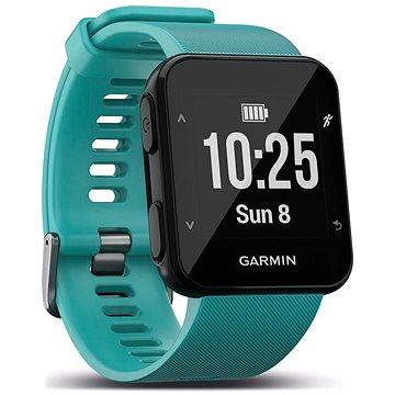 Chytré hodinky Garmin Forerunner 30 Blue Optic (010-01930-04) + ZDARMA Proteinová tyčinka MAXSPORT Protein vanilka 60g