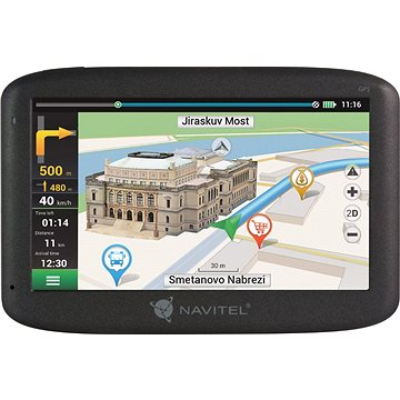 NAVITEL MS400 Lifetime (NAVITEL MS400 PND)