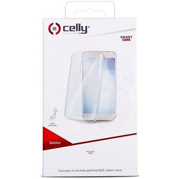 CELLY Gelskin pro Samsung Galaxy A6 Plus bezbarvý (GELSKIN738)