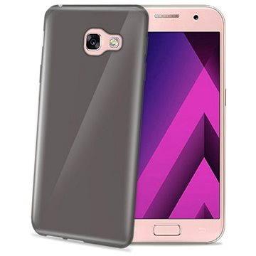 CELLY Gelskin pro Samsung Galaxy A3 (2017), černé (GELSKIN643BK)