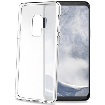 CELLY Gelskin pro Samsung Galaxy S9 Plus bezbarvé (GELSKIN791)