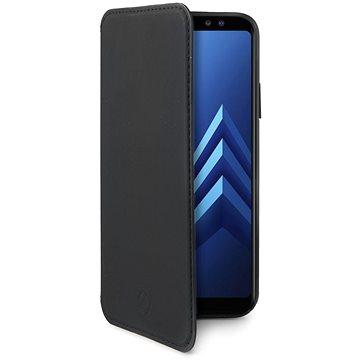 CELLY Prestige pro Samsung Galaxy A8 Plus (2018) černé (PRESTIGE707BK)
