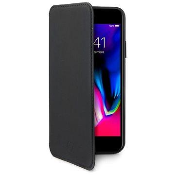 CELLY Prestige pro Apple iPhone 7/8 PU černé (PRESTIGE800BK)