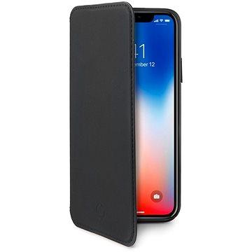 CELLY Prestige pro Apple iPhone X černé (PRESTIGE900BK)