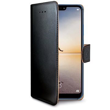 CELLY Wally pro Huawei P20 Lite černé (WALLY744)