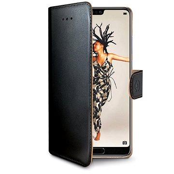 CELLY Wally pro Huawei P20 černé (WALLY748)