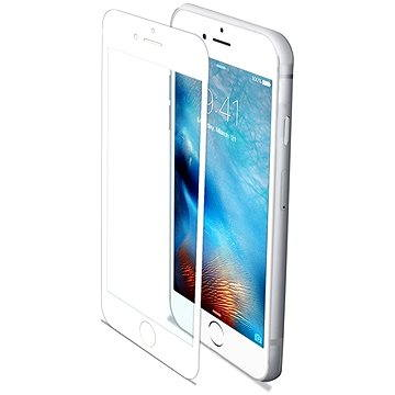 CELLY GLASS pro iPhone 7 Plus bílé (GLASS801WH)