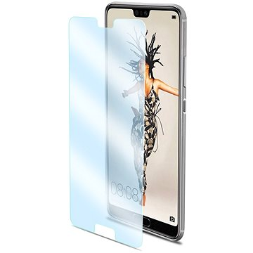 CELLY Glass antiblueray pro Huawei P20 (GLASS748)