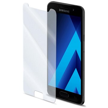 CELLY Glass pro Samsung Galaxy A3 (2017) (GLASS643)