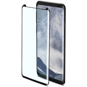 CELLY Privacy 3D pro Samsung Galaxy S9+ černé (PRIVACY3D791BK)
