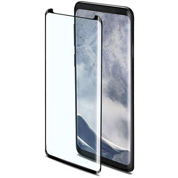 CELLY 3D Glass pro Samsung Galaxy S9 černé (3DGLASS790BK)