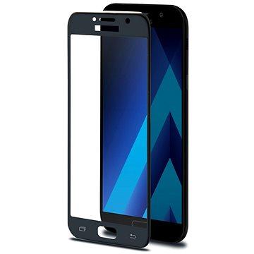 CELLY 3D Glass pro Samsung Galaxy A3 (2017) černé (3DGLASS643BK)