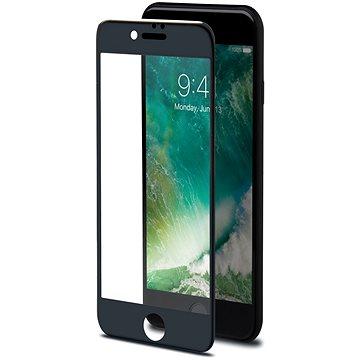 CELLY 3D Glass pro Apple iPhone 7/8 černé (3DGLASS800BK)