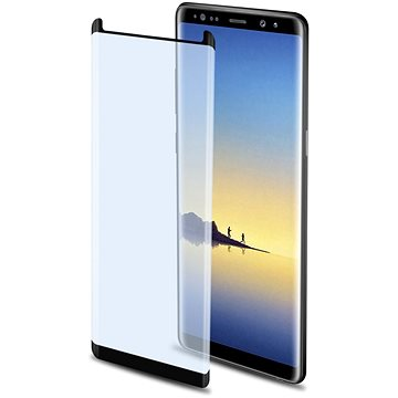 CELLY 3D Glass pro Samsung Galaxy Note9 černé (3DGLASS774BK)