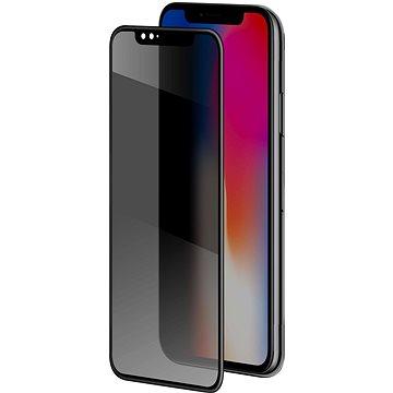 CELLY Privacy 3D pro Apple iPhone XS Max černé (PRIVACY3D999BK)