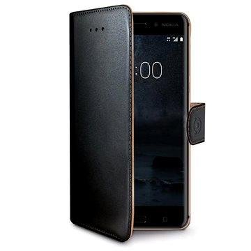 CELLY Wally pro Nokia 6 černé (WALLY662)