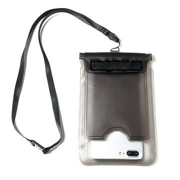 CELLY Splash Bag pro telefony 5.7 černé (SPLASHBAGBK)