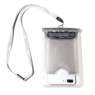 CELLY Splash Bag pro telefony 5.7 bílé (SPLASHBAGWH)