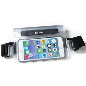 CELLY Splash Belt pro telefony 5.7 bílé (SPLASHBELTWH)