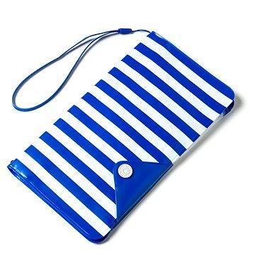 CELLY Splash Wallet pro telefony 5.7 modré (SPLASHWALLETBL)