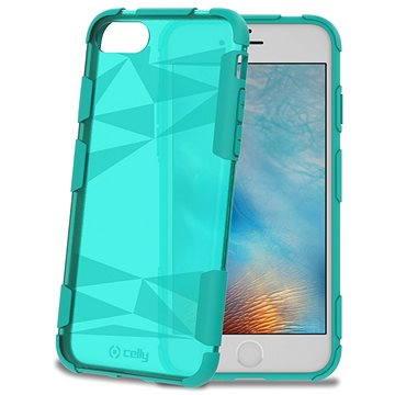 CELLY PRYSMA pro iPhone 7 tyrkysový (PRYSMA800GN)