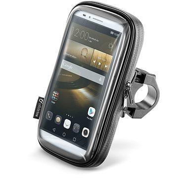 """Interphone SMART pro telefony do velikosti 6.5"""" úchyt na řídítka černé (SMSMART65)"""