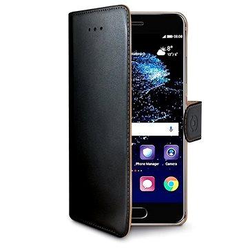 CELLY Wally pro Huawei P10 Plus černé (WALLY646)