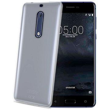 CELLY Gelskin pro Nokia 5 bezbarvý (GELSKIN661)